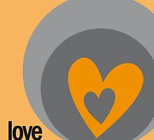 LOVE 5 by Micheline Kanzy