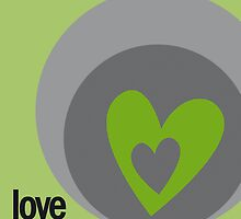 LOVE 8 by Micheline Kanzy