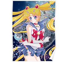 Sailor Moon Crystal Poster