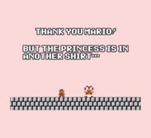Thank you Mario! Kids Clothes