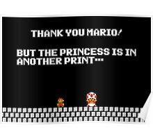 Thank you Mario! Poster