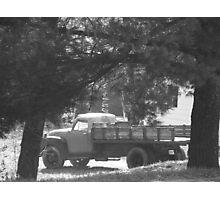 classic auto Photographic Print