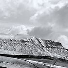Snow and Sky by HelenRobinson