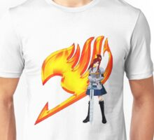 Erza Fairy Tail 11 Unisex T-Shirt