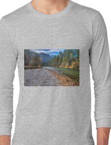 River bank Long Sleeve T-Shirt
