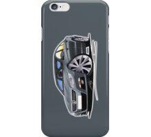VW Passat CC Grey iPhone Case/Skin