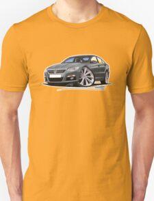 VW Passat CC Grey Unisex T-Shirt