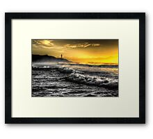 Norah Head Lighthouse Framed Print