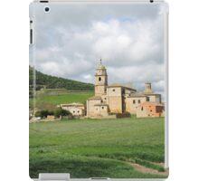 Castrojeriz Spain iPad Case/Skin