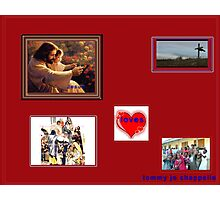 Jesus  Picture-Gram Photographic Print