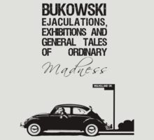 Bukowski Tales of Ordinary Madness by larrybbello