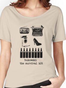 Bukowski: the survival kit Women's Relaxed Fit T-Shirt