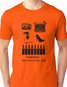 Bukowski: the survival kit Unisex T-Shirt
