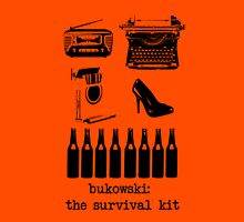 Bukowski: the survival kit Unisex T-Shirt