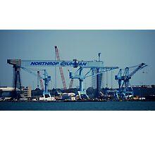 Worlds Largest Crane Photographic Print
