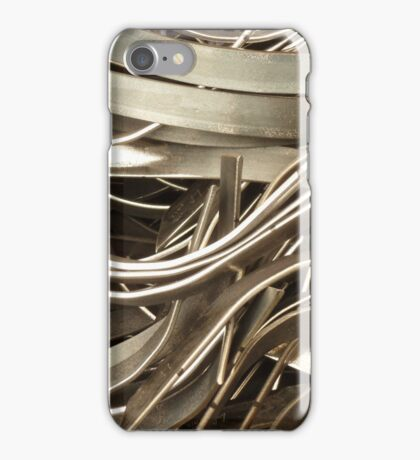 kinetic artistic imprecision iPhone Case/Skin
