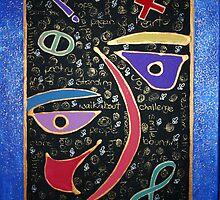 PARADOX by WENDY BANDURSKI-MILLER