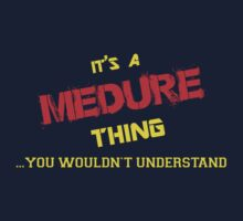 It's A MEDURE thing, you wouldn't understand !! by itsmine