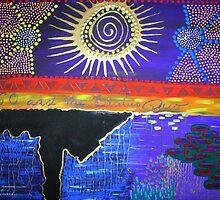 TRIBAL SERIES EGO by WENDY BANDURSKI-MILLER