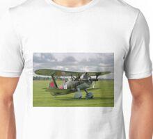 """Polikarpov I-15bis """"Chaika"""" 4439 white 19 Unisex T-Shirt"""