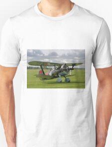 """Polikarpov I-15bis """"Chaika"""" 4439 white 19 T-Shirt"""
