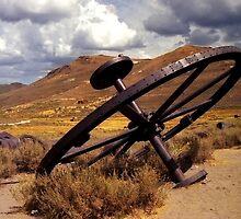 Ghostwheel by Beatrix M Varga