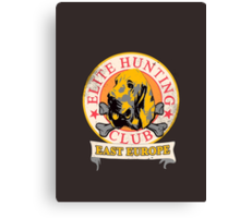Elite Hunting Club (EHC) Canvas Print