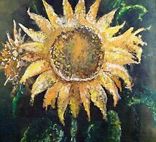 DARK SUNFLOWER by Patrick Miller