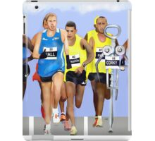 Corky in a Marathon iPad Case/Skin