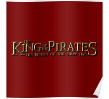 Why be a lord, when you can be a king AND a pirate!? Poster