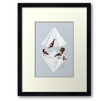 Guardian of Secrets Framed Print