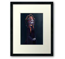 The Demon Bride Framed Print