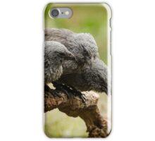 3 little bad beaks iPhone Case/Skin