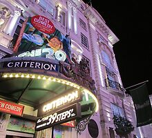 London Theatre's  by hannahsart