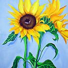 Sunflowers by jomash