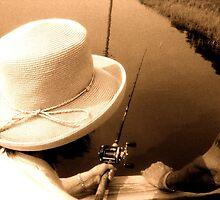 Old School Fishing by Kodak