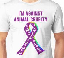 Against Animal Cruelty T-Shirt Unisex T-Shirt
