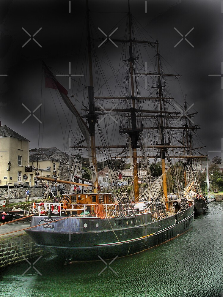 Tall Ship by Catherine Hamilton-Veal  ©