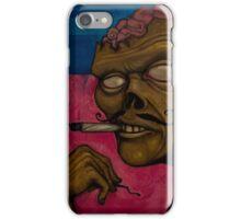 Zombie Tokes iPhone Case/Skin