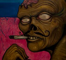 Zombie Tokes by DoodlesnDrips