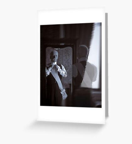 That Which Was.....Is No More. Greeting Card
