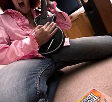 Living room rock star by Flibble