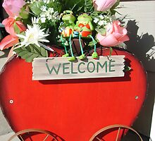 Welcome Wagon by Lori Durocher