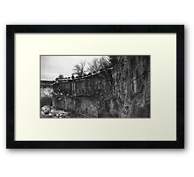 A great wall #1 Framed Print