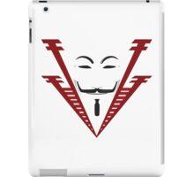R For Revolution iPad Case/Skin