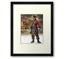 Pirate Framed Print