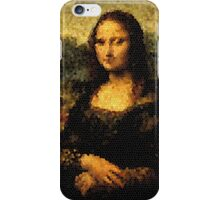 Gioconda Glass iPhone Case/Skin