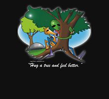 hug a tree and feel better Tank Top