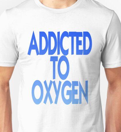 Oxygen blue Unisex T-Shirt