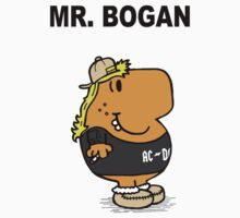 Mr Bogan by Monstar
